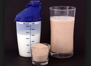 suero de leche en polvo